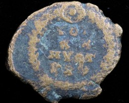Biblical Coin Janenaeus /Widows mite Period  SU889