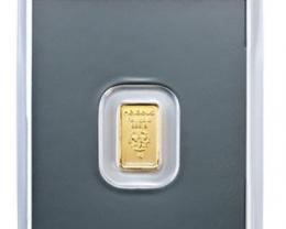Goldbarren 1 Gramm Heraeus