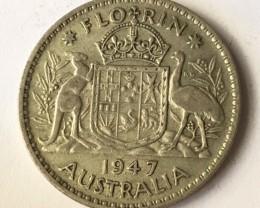 Florin 925 silver J2624