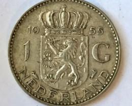 Nederland s   720  silver coin J2645