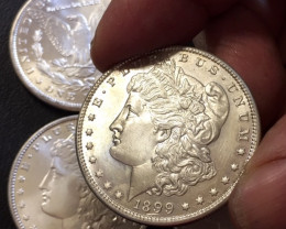 1900 1906  Replica set four   Morgan Dollars   J 2757