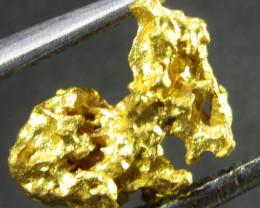 .80 Grams Australian Alluvial Gold Nugget   LGN 1472