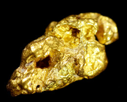 8.67 GRAMS Large Australian Gold Nugget LGN 1573