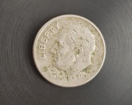 ONE DIME 2000 P Coin.