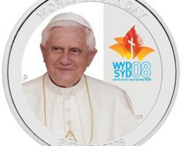 World Youth Day Sydney 2008 1oz Silver Proof Coin list price