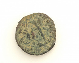 As Found Ancient Roman  bronzeCoin  CP 310