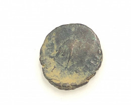 As Found Ancient Roman  bronzeCoin  CP 307
