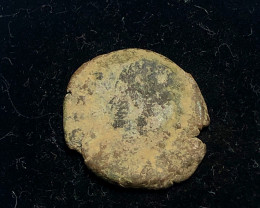 As Found Ancient Roman  bronzeCoin  CP 305