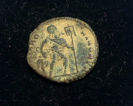 As Found Ancient Roman  bronzeCoin  CP 298