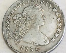 Hobo Coin Liberty  Artistic  Form Design   CP 460