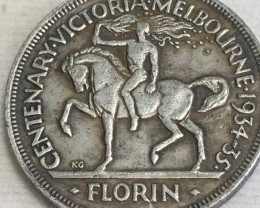 Reproduction Australian Coins