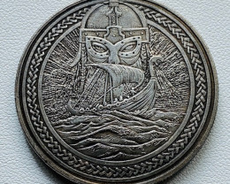 Hobo Viking Morgan Art Form Design CP 527