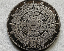 Hobo Aztec  Morgan Art Form Design CP 529