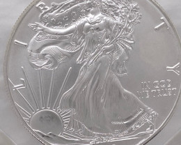 2016 One Ounce USA Silver .999 pure silver coin