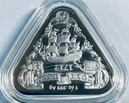 Australias famous Silver Coin Shipwreck-Zuytdorp