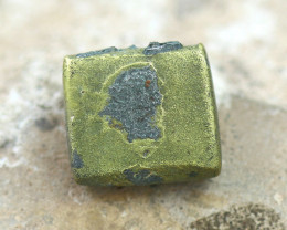 Holy Land Artifact  Bronze weight  Relic 100-1600 AD -Code Ch 893