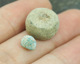 Holy Land Artifact 2 X  WEIGHTS 100-400 AD -Code Ch 934