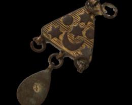 Holy Land Artifact 100-400 AD -Code CCC 1096