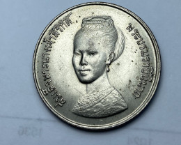 Rama IX Queen Sirikit Coin