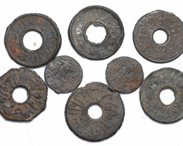 Spice Coin/Palembang Coin - Malay Archipelago 15-18th Century CC 1177