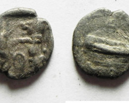 Greek PHOENICIA, SidonAbd`aštart I . Ba`alšillem 365BC- CC 1185
