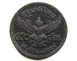 Thailand 1/2 Baht 1946 coin  J803