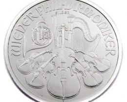 Austrian Vienna Philharmonics Silver one Ounce Coin CO903