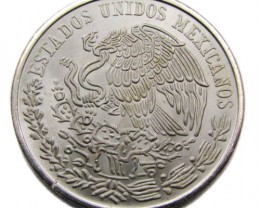 1977  MEXICAN .720  SILVER  COINS 100  PESO     CO905