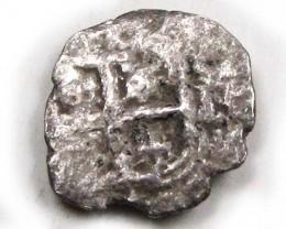 LIMA PERU COB 1REALES 1680-1750   AC 657