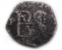 POTOSI BOLIVIA PHILIP V    COB 1/2  REAL 1700-1746  AC 680