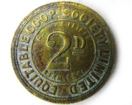 2d EQUITABLE COOPERATIVE  TOKEN  J834