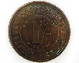1 s EQUITABLE COOPERATIVE  TOKEN  J836