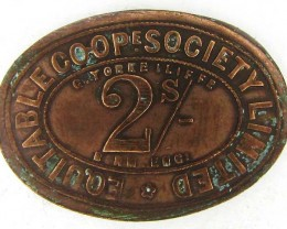 2 s EQUITABLE COOPERATIVE  TOKEN  J840