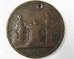 EUROPEAN COMMEMERATIVE MEDALLION   J856