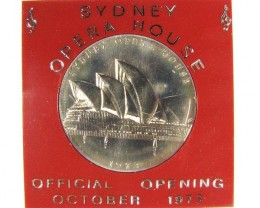 SYDNEY OPERA HOUSE OFFICIAL OPENING 1973 T 1508