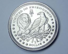 2007 Quadricentennial  Founding of Jamestown Coin CO 1150