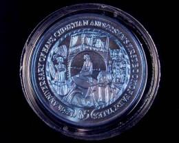 Hans Christian Andersen Bi-Coloured Titanium Coin CO 1164