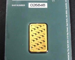 Gold Bullion Bars - 5 Gram