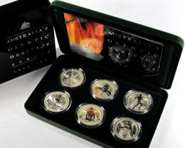 Royal Australian Mint Coins