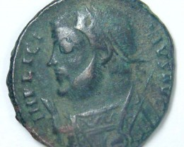 LICINIUS I AE3  FOLLIS BRONZE ROMAN COIN    AC720