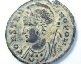 CONSTANTINE THE GREAT. 307-337 AD BRONZE ROMAN COIN    AC728