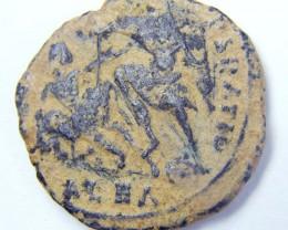 CONSTANTIUS GALLUS. Caesar, AD 351-354.  Centenional  AC729