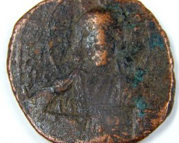 BRONZE FOLLIS JESUS CHRIST    AC752