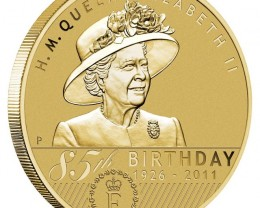 Queen Elizabeth 11 Stamp and cover 85th birthday