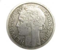 FRANCE 1945 2 FRANCS      J 1899