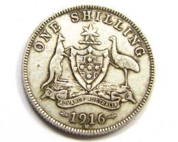 Australian Shilling Coins