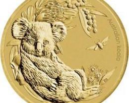 2011 AUSTRALIAN BUSH BABIES KOALA  COIN N STAMP