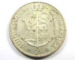 1952 2 s  .500  SILVER COIN CO991