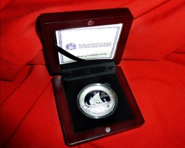 2011 SILVER Euro Coin MALTA - The Phoenicians in Malta PROOF