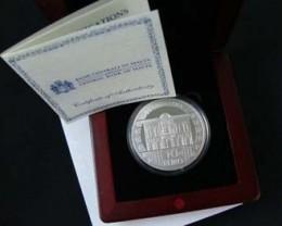 2009 MALTA SILVER Euro Coin - La Castellania - Silver Proof